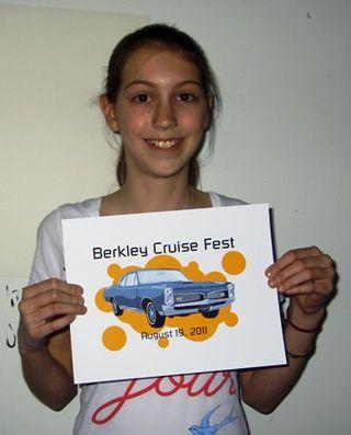 Jennifer McClenon - CruiseFest Winner