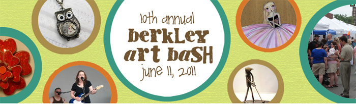 Art Bash logo 2011