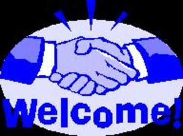 Welcomehandshake